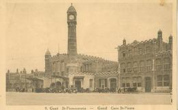 Gand; Gare St-Pierre - Non Voyagé. (éditeur?) - Gent