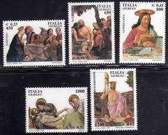 ITALIA REPUBBLICA ITALY REPUBLIC 2000 GIUBILEO JUBILEE JUBILÉ SERIE COMPLETA COMPLETE SET MNH - 1991-00: Ungebraucht