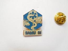 Beau Pin's , Médical , SAMU 51 , Hélicoptére , Marne - Medical