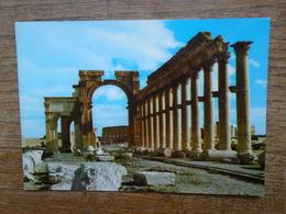Syrie , Palmyra - Siria