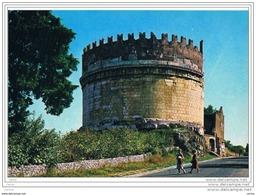 ROMA:  TOMBA  DI  CECILIA  METELLA  -  FG - Autres Monuments, édifices
