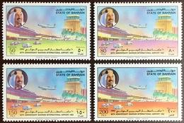 Bahrain 1992 Airport Anniversary Aircraft MNH - Bahrain (1965-...)
