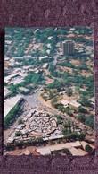 CPSM REPUBLIQUE DU NIGER NIAMEY VUE AERIENNE DU PETIT MARCHE ED M ASCANI 1984 - Niger