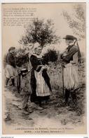 """Les Chansons De BOTREL  """"Le Vieux Jaloux""""  2 Scans - Bretagne"""