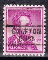 USA Precancel Vorausentwertung Preo, Locals Ohio, Graften 729 - United States