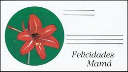 CUBA. PRUEBA SOBRE PAPEL DE TARJETA POR EL DÍA DE LAS MADRES - Non Dentellati, Prove E Varietà