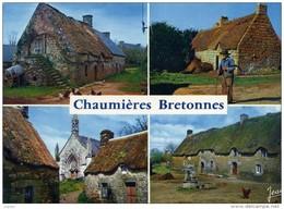 CHAUMIERES BRETONNES - Bretagne