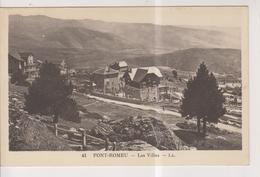 CPA-66-Pyrénées Orientales- FONT-ROMEU- Les Villas- - France