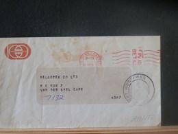 A13/154  LETTRE RSA 1975 - Afrique Du Sud (1961-...)
