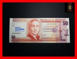PHILIPPINES 50 Piso 2013  P. 217  *COMMEMORATIVE*  UNC - Philippines