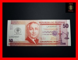 PHILIPPINES 50 Piso 2013  P. 216  *COMMEMORATIVE*  UNC - Philippines