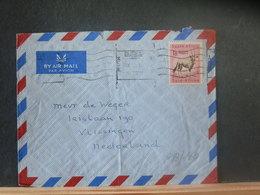 A13/160  LETTRE AFRIQUE DU SUD POUR NEDERLAND - Afrique Du Sud (1961-...)