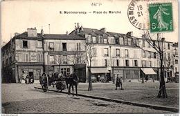 95 MONTMORENCY - La Place Du Marché. - Montmorency