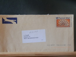 A13/168  LETTRE AFRIQUE DU SUD POUR LA BELG. - Afrique Du Sud (1961-...)