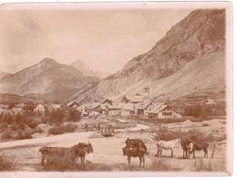 Plampinet - Août 1905 - Photo Originale 12cm X 9cm - Andere Gemeenten
