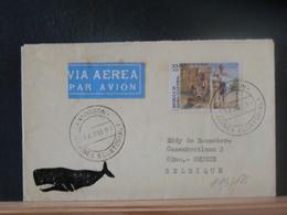 A13/174  LETTRE AFRIQUE DU SUD POUR LA BELG 1991 - África Del Sur (1961-...)
