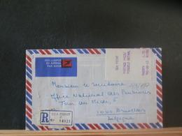 A13/175  LETTRE AFRIQUE DU SUD POUR LA BELG 1990 REGISTRED - África Del Sur (1961-...)