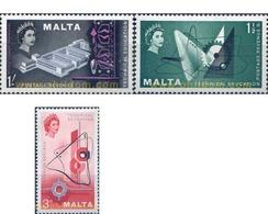 Ref. 163789 * MNH * - MALTA. 1958. PROPAGANDA FOR TECHNICAL EDUCATION . PROPAGANDA POR LA ENSEÑANZA TECNICA - Malta (...-1964)
