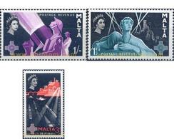 Ref. 163792 * MNH * - MALTA. 1958. THE CROSS OF ELISABETH II . LA CRUZ DE ELISABETH II - Malta (...-1964)