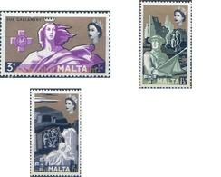Ref. 163793 * MNH * - MALTA. 1959. THE CROSS OF ELISABETH II . LA CRUZ DE ELISABETH II - Malta (...-1964)