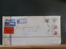 A13/187  LETTRE EXPRESS POUR LA BELG. 1991 - África Del Sur (1961-...)