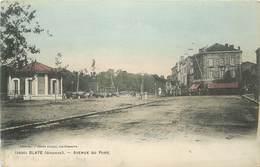 BLAYE - Avenue Du Port. - Blaye