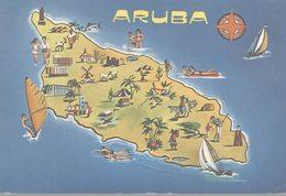 ANTILLES   ARUBA ISLAND IN THE SUN - Aruba