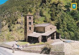Andorre Valls D'Andorra Sant Joan De Caselles Ermita Romana (2 Scans) - Andorra