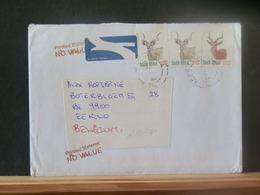 A13/191  LETTRE  AFRIQUE DU SUD TO BELG. - Afrique Du Sud (1961-...)