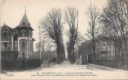 92 - GARCHES Avenue Edouard Defaille - Garches