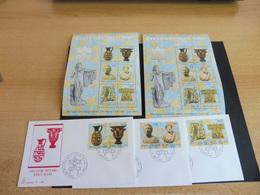 Vatikan, Mi. Nr. Block 5 **/o, Plus FDC - Neufs