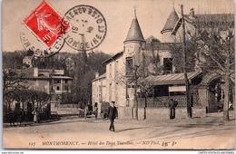 95 MONTMORENCY - L'hotel Des Deux Tourelles - Montmorency