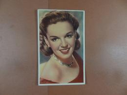 Kwatta Vedette De Cinéma (8,5 Cm X 13,5) Judy Garland - Cioccolato