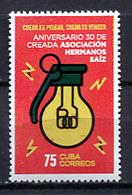 Cuba 2016 / Brothers Saiz Association MNH Asociacion De Los Hermanos Saiz / Cu1923  31-12 - Cuba
