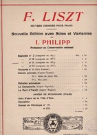 """F.Liszt  """"Rapsodie Hongroise N°11 """"   Composée En 1854 - 1917 Costallat & Cie éditeurs Piano  TBE - Scores & Partitions"""