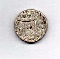 INDIA - MUGHAL EMPIRE, 1 Rupee, Silver, Year AH 963-1014, KM #93 - Indien