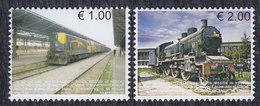 Kosovo 2007 Railorads - Trains, MNH (**) Michel 90-91 - Kosovo