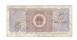 China - 5 Jiao Renminbi - China
