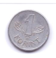 MAGYAR 1974: 1 Forint, KM 575 - Hongarije