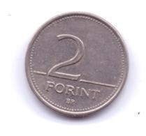 MAGYAR 1998: 2 Forint, KM 693 - Hongarije