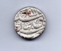 INDIA - MUGHAL EMPIRE, 1 Rupee, Silver, Year AH 1014-37, KM #149.8 - Indien