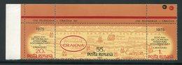 ROUMANIE- Y&T N°2925 à 2927- Neufs Sans Charnière ** - 1948-.... Republics