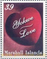 Ref. 342389 * MNH * - MARSHALL Islands. 2006. SAINT VALENTINE . SAN VALENTIN - Marshall Islands