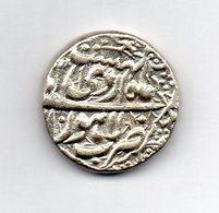INDIA - MUGHAL EMPIRE, 1 Rupee, Silver, Year AH 1014-37, KM #145.? - Indien