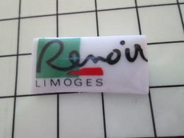 115A Pin's Pins / Beau Et Rare / THEME : MARQUES / Céramique Ou Porcelaine Limoges RENOIR - France Telecom