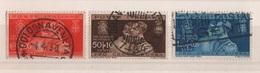 1930 Nozze Principe Serie Cpl US - Usati