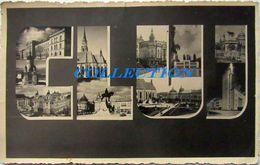 CLUJ, KOLOZSVAR 1940, Multiview, FOTO Film, Cu Timbru - Rumania