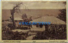IASI 1937, CASA Taraneasca Ion CREANGA, Bojdeuca, 2 Timbre - Rumania