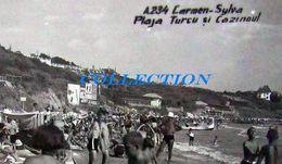 Baile MOVILA 1943, Carmen Sylva, CAZINOUL Si Plaja TURCU, CENZURA, 2 Timbre - Rumania
