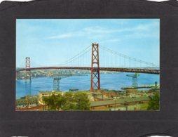 94486    Canada,  The Angus L. Macdonald Memorial Bridge,  Connecting Halifax With Dartmouth,  Nova Scotia,  NV - Halifax